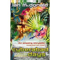 Cyberabad Days: eBook von Ian Mcdonald
