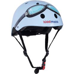 Kiddimoto Kinderfahrradhelm Fahrradhelm - Police / Polizist 48-53