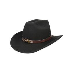 Lipodo Cowboyhut (1-St) Cowboyhut 55 cm