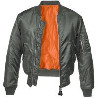Brandit Textil Brandit MA1 Bomberjacke anthrazit,