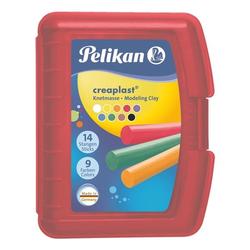 Kinderknete »Creaplast« - rote Box, Pelikan