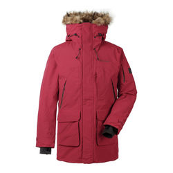 Didriksons Marcel Men's Parka 3 element red L element red