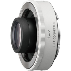 Sony Objektiv 1,4 fach Telekonverter weiß
