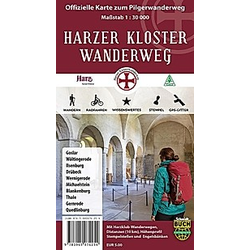 Harzer Kloster-Wanderweg - Buch