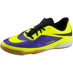 Nike JR Hypervenom Phade IC EU 34 elektro purple/volt/black