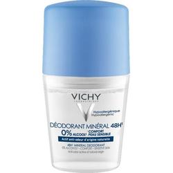 VICHY - Deodorant Roll-on Mineral 48h - 50 ml