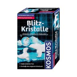 Kosmos Lernspielzeug Mitbringexperiment Blitz-Kristalle