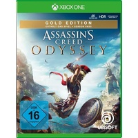 Assassin's Creed Odyssey - Gold Edition (USK) (Xbox One)