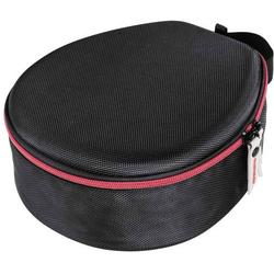 Thomson EARA516 Kopfhörer Tasche Passend für:On-Ear-Kopfhörer, Over-Ear-Kopfhörer Schwarz, Rot