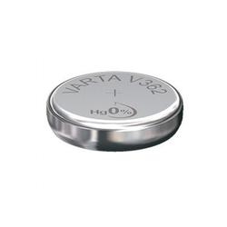 VARTA V 362 Uhrenbatterie Batterie