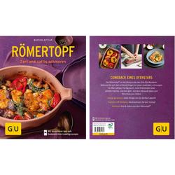 GRÄFE UND UNZER Kochbuch RÖMERTOPF - Zart und saftig schmoren 64 Seiten