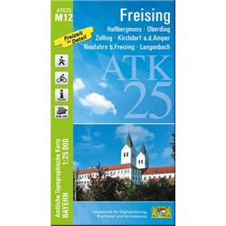 Freising 1 : 25 000