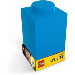 Nachtlicht LEGO-STEIN, blau