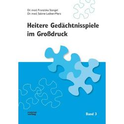 Heitere Gedächtnisspiele im Grossdruck / Heitere Gedächtnisspiele im Großdruck, Band 3
