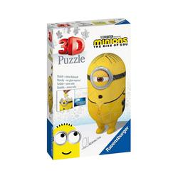 Ravensburger 3D-Puzzle 3D-Puzzle Minions 2 Motiv 4, 54 Teile, Puzzleteile