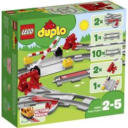 10882 LEGO® DUPLO® Eisenbahn Schienen