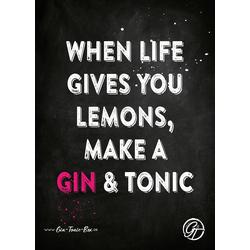 Gin Postkarte No.2