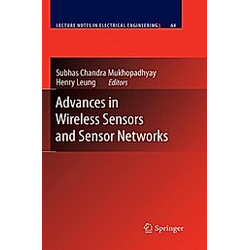 Advances in Wireless Sensors and Sensor Networks - Buch