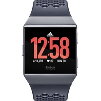 Fitbit Ionic tintenblau / grau