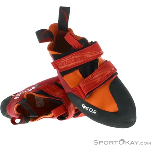 Red Chili Voltage LV Kletterschuhe-Rot-7,5