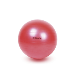 Get Fit Gymnastikball Red