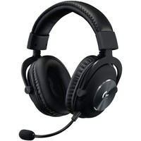 Logitech G PRO X Gaming Headset Schwarz