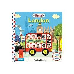 Hello! London. Marion Billet  - Buch