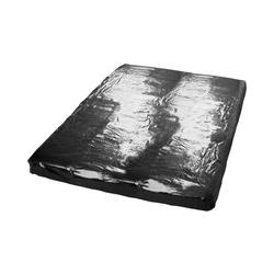 "Bettlaken ""Orgy-Laken"" aus Lack, 200 x 230 cm"