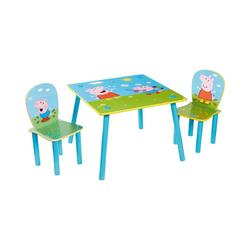 Peppa Pig Kindersitzgruppe Kindersitzgruppe Peppa Pig, 3-tlg.