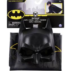 Spin Master Kostüm Batman - Roleplay-Set Maske + Umhang 6056809