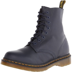 Dr. Martens PASCAL Virginia DRESS BLUE Damen Combat Boots, Blau (Dress Blue), 36 EU (3 UK)