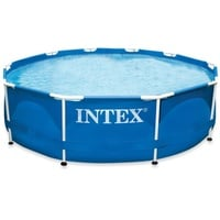 Intex Metall Frame Pool 305 x 76 cm ohne Filterpumpe