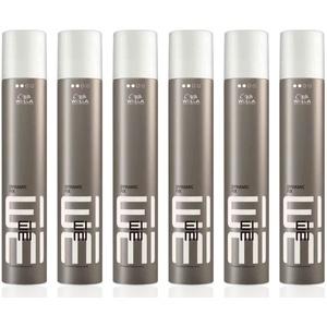 Wella EIMI Dynamic Fix - 45 Seconds Styler Haarspray SET 6 x 500ml