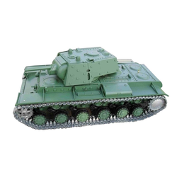 KV-1 (KW-1) R&S 2.4GHZ + Holzbox AMEWI 23050
