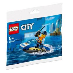 Polybag LEGO City - 30567- Polizei Jetski