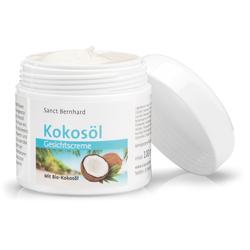 Kokosöl-Gesichtscreme