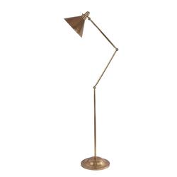 Lampa podłogowa Provence aged gold