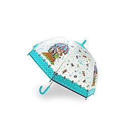 Trötsch Der kleine Maulwurf Regenschirm blau