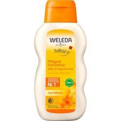 WELEDA Calendula Pflegeöl parfümfrei 200 ml