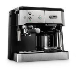 De'Longhi Siebträger-/Filterkaffeemaschine BCO 421.S, Papierfilter