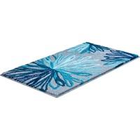 Grund Grund, Badteppich Art türkis/grau 70x120 cm