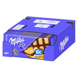 Milka Tuc Schokolade 100g 10er Pack
