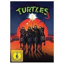 Turtles 3 - DVD  Filme