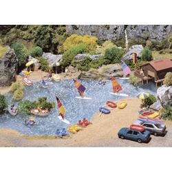 Faller 130283 H0 Boote und Surfbretter Fertigmodell