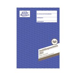 Zweckform Ausbildungsnachweis für die Berufs  ausbildung A4, 28 Blatt, 1 Woche je