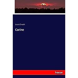 Carine. Louis Énault  - Buch
