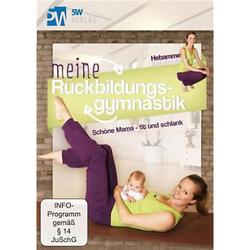 DVD Meine Rückbildungsgymnastik Hörbuch