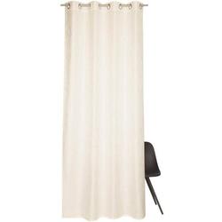 Vorhang Wavy, Esprit, Ösen (1 Stück), HxB: 245x140 weiß