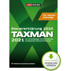 Lexware TAXMAN 2021 für Selbstständige (für Steuerjahr 2020)