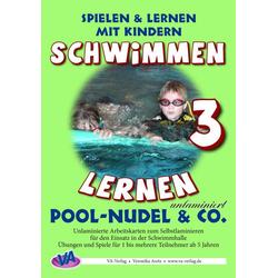 Pool-Nudel & Co., unlaminiert